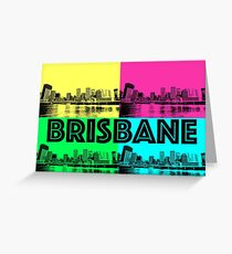 Welcome to Brisvegas  Greeting Card