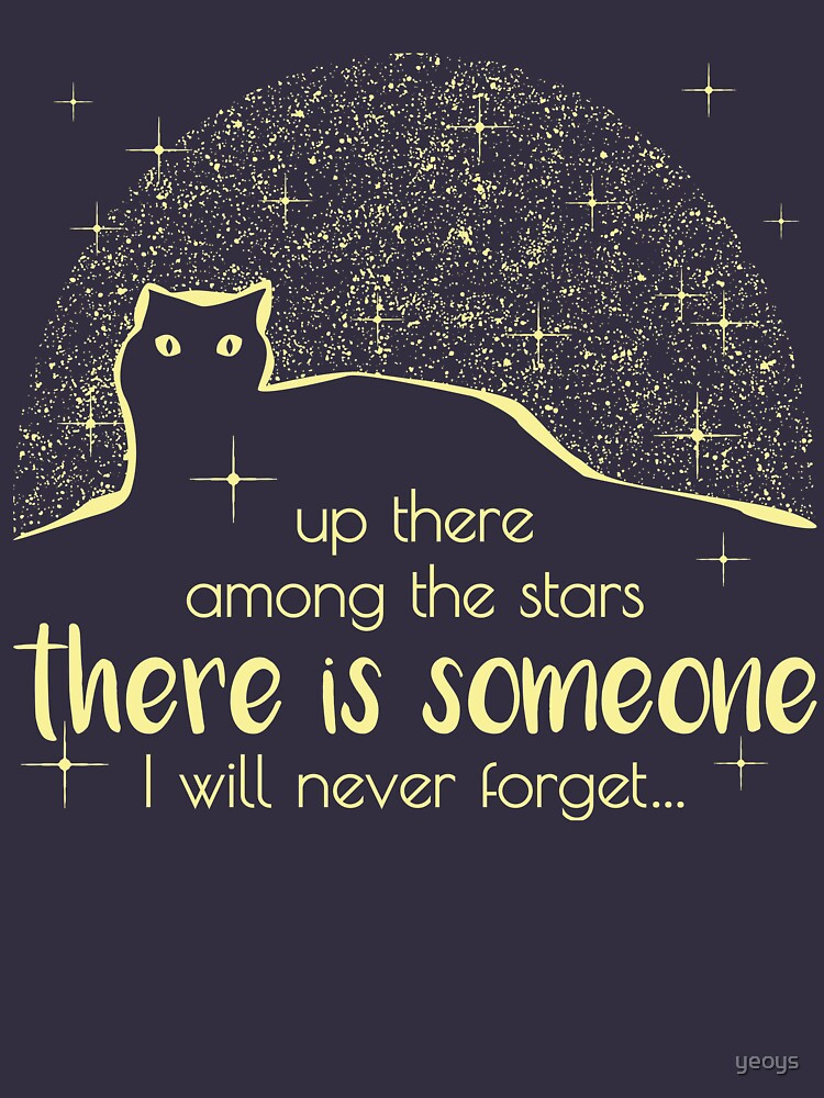 Cat Love > Someone I Will Never Forget > Among The Stars by yeoys