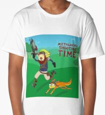 Jak and Daxter Parody Long T-Shirt