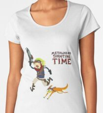 Jak and Daxter Adventure Time Women's Premium T-Shirt