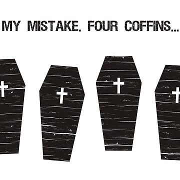 Four Coffins by byway