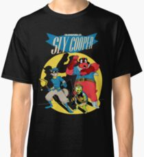 Sly Cooper Group Classic T-Shirt
