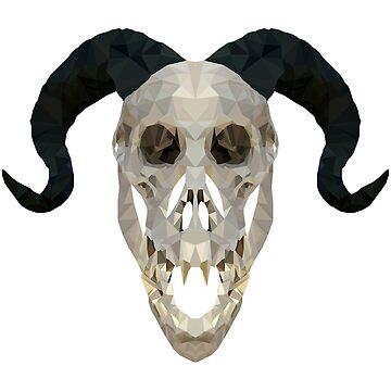 Devil's Skull by Felipe-Trevor