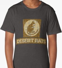 DESERT RATS weathered Long T-Shirt