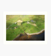 nordic tale from earthsea  Art Print