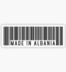 Made In Albania Sticker
