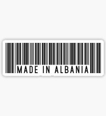 Made In Albania Sticker