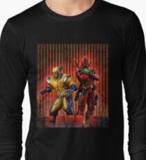 comic Long Sleeve T-Shirt