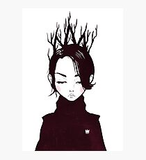 Forest Queen Photographic Print