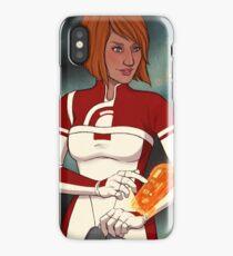 Pathfinder, I've found something! iPhone Case