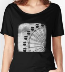 Ferris Wheel - TTV Women's Relaxed Fit T-Shirt