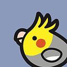 Smug Cockatiel, Birb, Borb, Berb, Beeb, Blub, Blob, Burb by BountifulBean