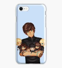 Meet The Blackthorns iPhone Case/Skin