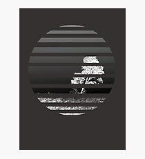 Inverted World Photographic Print