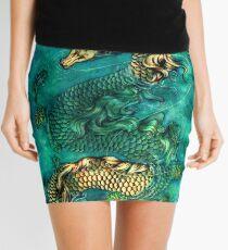 Minifalda Estanque koi