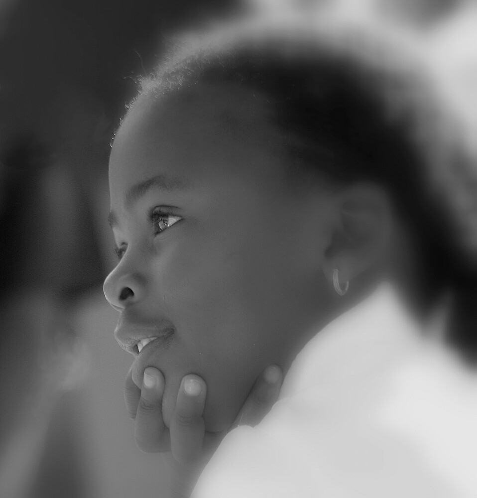 Future beauty queen?? by Tugela