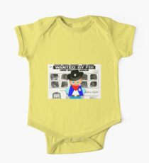 Toon Boy 12c Sheriff, Ready for any Emergency - all products One Piece - Short Sleeve