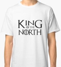 Tom Brady King Of The North Classic T-Shirt