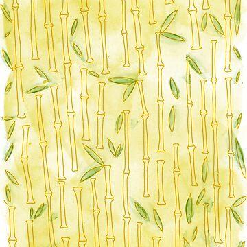 Bamboo by annahannah