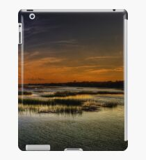 Approaching Sunset iPad Case/Skin