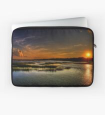 Approaching Sunset Laptop Sleeve