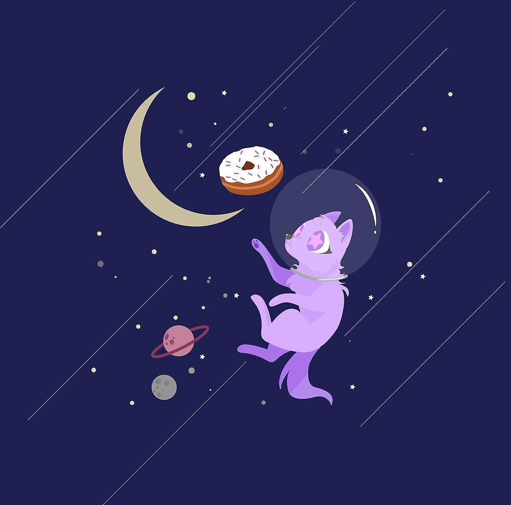Space Donut by Chibi91