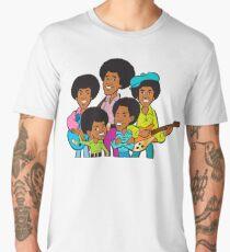 The Jackson Five animated Men's Premium T-Shirt