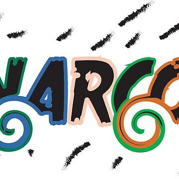 Narcos by eriettataf
