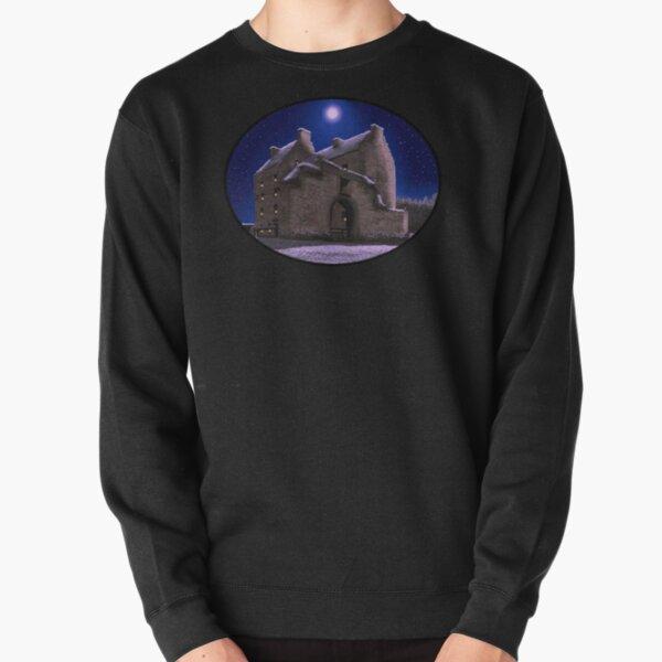 Lallybroch Midhope Castle Winter Pullover Sweatshirt