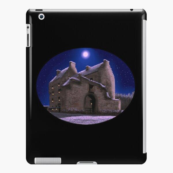 Lallybroch Midhope Castle Winter iPad Snap Case
