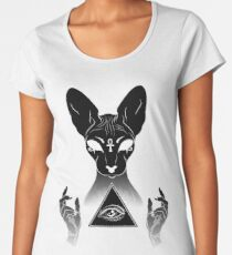 Illucat Women's Premium T-Shirt