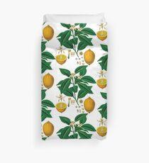 FF - Weinlese - Zitronen Bettbezug