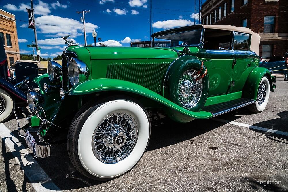 1932 Auburn - 12 Clylinder Convertable by eegibson