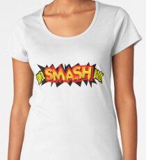 Super Smash Bros. 64 Logo Women's Premium T-Shirt
