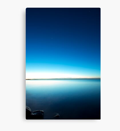 Your Blue Room Canvas Print