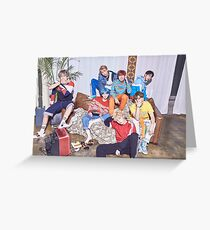 BTS HER Greeting Card