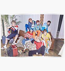 BTS-DNA Poster