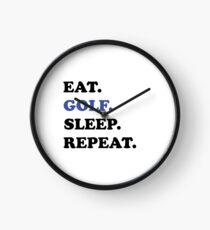 Golf Design - Essen Golf Schlaf wiederholen Uhr