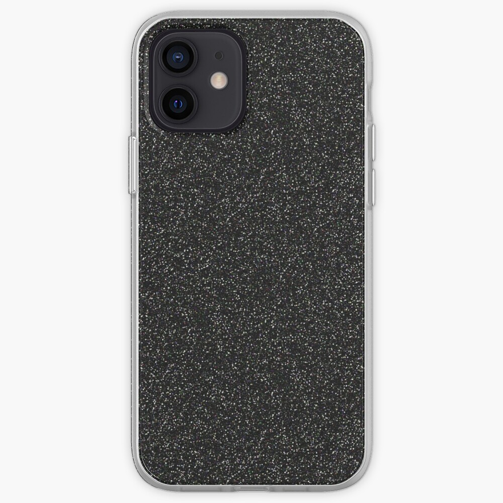 Black, Grey, Concrete, Stone, Glitter, marble, pattern, texture, mint, brown, iphone case iPhone Case & Cover