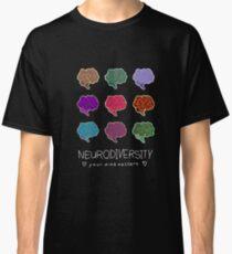 Neurodiversity Positivity Classic T-Shirt