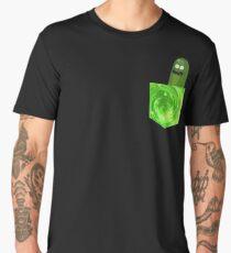 Pocket Rick Men's Premium T-Shirt