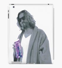 69 cent.  Jeffrey Lebowski shopping for Half & Half iPad Case/Skin