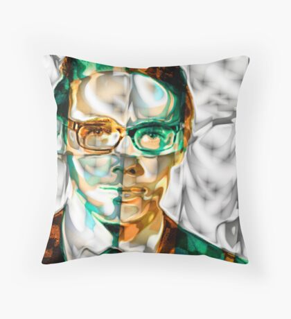 iIll never drink the waters of lethé Throw Pillow