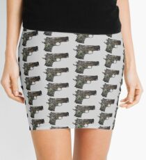 Minifalda Arma de corteza de árbol