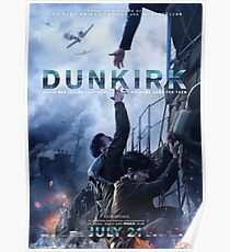 Official poster 5 (Alex and Tommy) - DUNKIRK Poster