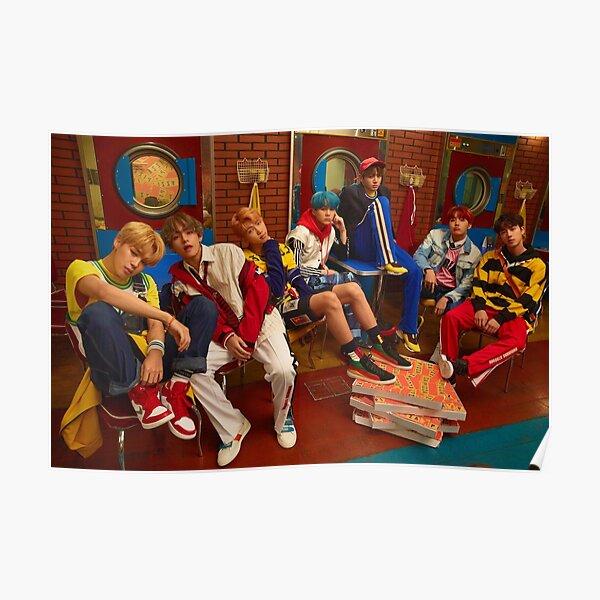 BTS DNA  Poster