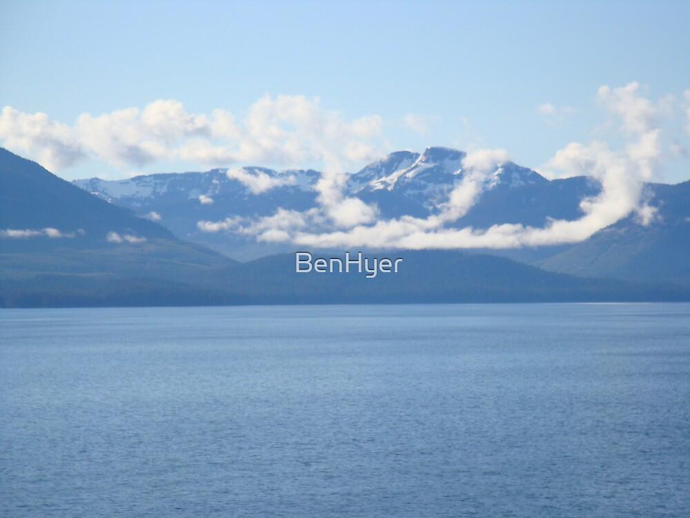 Beautiful Alaska by BenHyer
