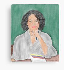 Kandyse McClure Canvas Print