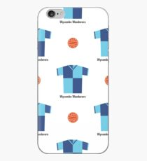 Wycombe Wanderers iPhone Case