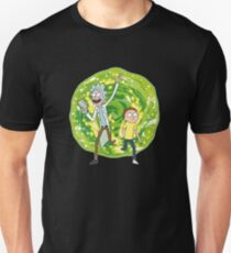 Rick and Morty Portal T-Shirt